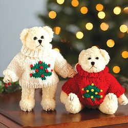 Christmas Teddy Bears