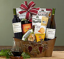 Little Lakes Cellars Double Delight Gift Tin