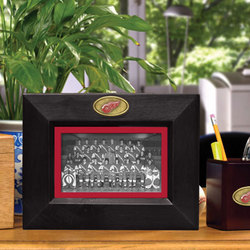 Detroit Red Wings Landscape Picture Frame