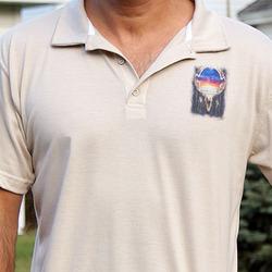 Men's Personalized Photo Polo Shirt