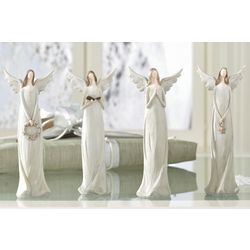 Serenity Angel Figurine Set