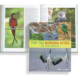 Top 100 Birding Sites of the World Book