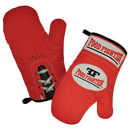 Food Fighter BBQ Mitts
