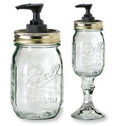 Kountry Krystal Fancy Soap Dispenser
