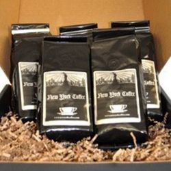New York Coffee Classics Flavored Ground Coffee Gift Box