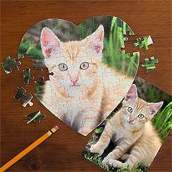 Favorite Pet Personalized Photo Puzzle