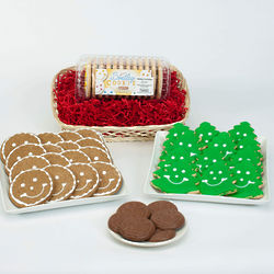 12/12/12 Holiday Cookie Gift Basket