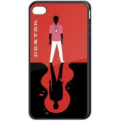 Dexter Silhouette Phone Case