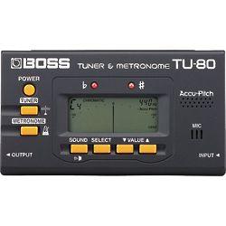 TU-80 Guitar Tuner & Metronome
