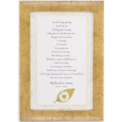 Personalized Wedding Poem