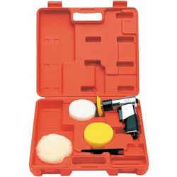 Mini Pneumatic Polisher Kit