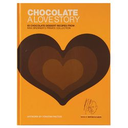 Chocolate - A Love Story Cookbook