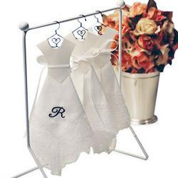 Wedding Dress Hankie