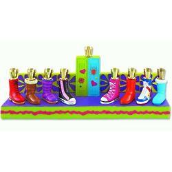Funky Shoes Locker Menorah