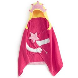 Girl's Princess Hooded Towel