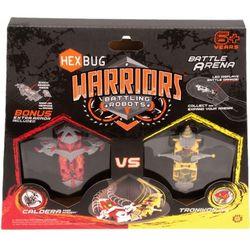 Caldera vs. Tronikon Hexbug Warriors Battling Bugs