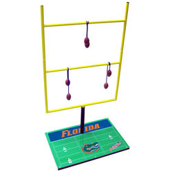 Florida Gators Ladder Golf Game Football Toss Set