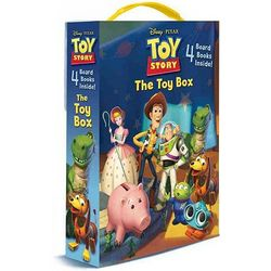 Toy Story 3 Box-Book Set