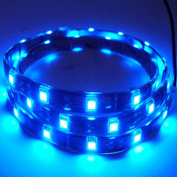 Blue LED Aquarium Accent Light Strip