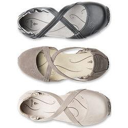 Ladies Leather Karma Shoe