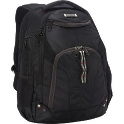 R-Tech Pack-Tie Event Expandable Laptop Backpack