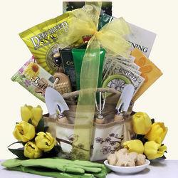 Garden Serenity Gift Basket