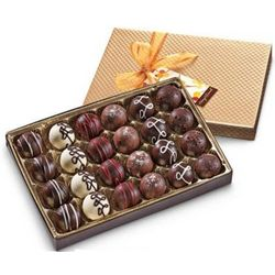Everyone Loves Chocolate Truffles Box