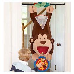 Monkey Target Game