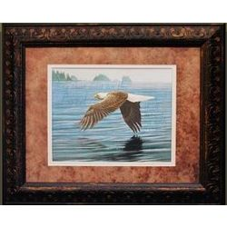 Eagle's Wings Memorial Framed Art