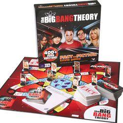 Big Bang Theory Fact or Fiction Trivia Game