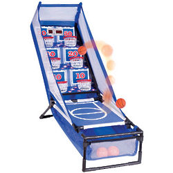 Electronic Bounce & Score Basketball Game