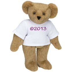 New Baby's Copyright 2013 Teddy Bear