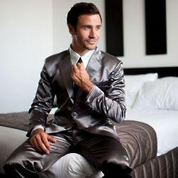 How I Met Your Mother Silk Suitjama