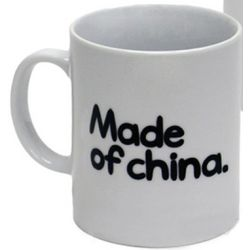 Made of China Mug