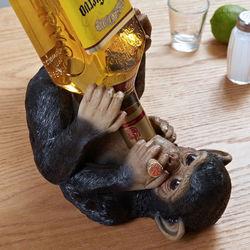 Drunken Monkey Wine Bottle Holder