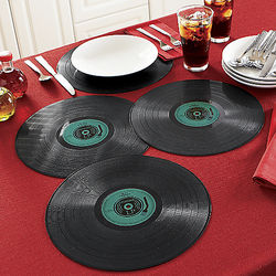 Record Place Mats