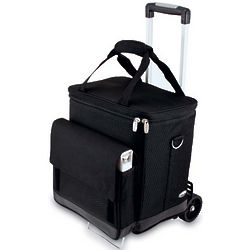 The Cellar Insulated Wine Bottle Carrier and Trolley
