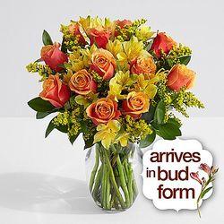 Deluxe Autumn Days Bouquet
