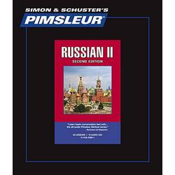 Russian II Comprehensive CDs