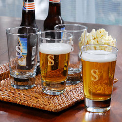 Personalized Glass Tumblers
