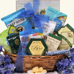 Happy Father's Day Sugar Free Gourmet Gift Basket
