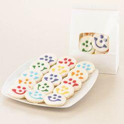 Mini Smiley Cookies