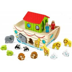 Noah's Ark Shape Sorter Toy