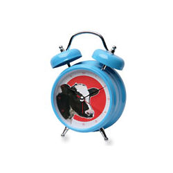 Cow Alarm Clock