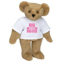 Big Sister 2013 Teddy Bear