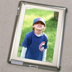 Baseball Photo iPad Case