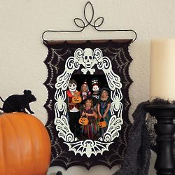 Heritage Lace Halloween Glow-in-the-Dark Picture Frame
