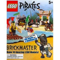 LEGO Pirates Brickmaster Book and Building Set
