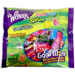 Wonka Assorted Candy Easter Egg Fillers