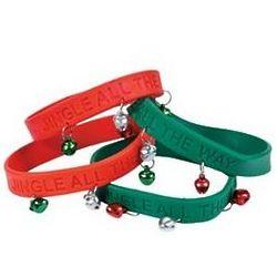 Jingle All The Way Bracelets with Jingle Bells